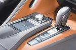 Lexus LC 500 2020 controls