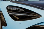 McLaren 720S Spider headlight