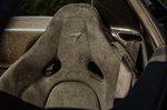 McLaren 720S Spider sports seat