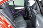 Mercedes E-Class saloon '16-pres rear seat
