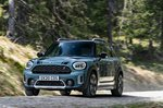 Mini Countryman 2021 wide tracking