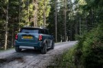 Mini Countryman 2020 rear tracking