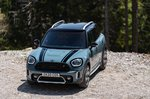 Mini Countryman 2021 front static