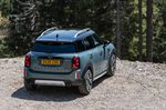 Mini Countryman 2020 rear static