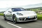 Porsche Panamera 2020 front tracking