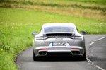Porsche Panamera 2020 rear