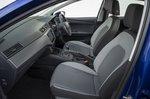 Seat Ibiza 2020 front seats
