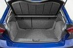 Seat Ibiza 2020 boot open