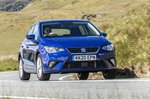 Seat Ibiza 2020 front tracking