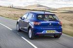 Seat Ibiza 2020 rear tracking