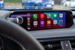 Lexus UX300e 2020 infotainment