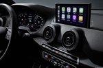 Audi Q2 2020 infotainment