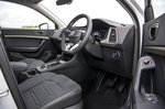 Seat Ateca 2021 front seats