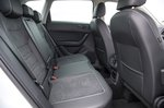 Seat Ateca 2021 rear seats