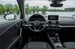 Audi Q2 2020 front seats