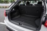 Audi Q2 2020 boot open