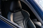 BMW 4 Series Coupé 2021 front seats