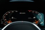 BMW 4 Series Coupé 2021 instrument cluster