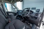 Citroen Relay interior
