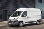 Citroen Relay front side view