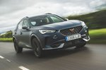 Cupra Formentor 2020 front tracking