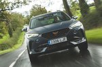 Cupra Formentor 2020 front tracking narrow