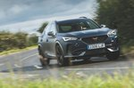 Cupra Formentor 2020 wide front tracking