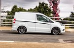 Ford Transit Courier action