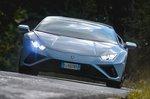 Lamborghini Huracán 2020 front tracking