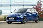 Hyundai i20 2020 front left static