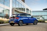 Hyundai i20 2020 rear static