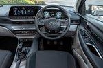 Hyundai i20 2020 dashboard