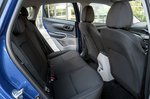 Hyundai i20 2020 rear seats