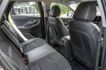 Hyundai i30 hatchback 2020 rear seats
