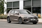 Hyundai i30 hatchback 2020 front right static