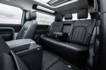Land Rover Defender 90 interior