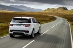 Land Rover Discovery Sport 2020 rear tracking