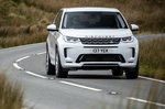 Land Rover Discovery Sport 2020 front cornering