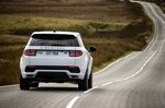 Land Rover Discovery Sport 2020 rear cornering