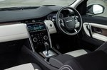 Land Rover Discovery Sport 2020 front seats