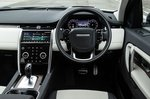 Land Rover Discovery Sport 2020 dashboard