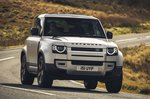 Land Rover Defender 90 2020 front