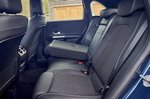 Mercedes B-Class MPV 2020 rear seats