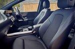 Mercedes B-Class MPV 2020 front seats