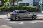 Mercedes A-Class Saloon 2020 right rear panning