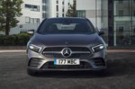 Mercedes A-Class Saloon 2020 front static