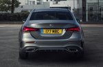 Mercedes A-Class Saloon 2020 rear static
