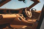 Lexus LC 500 Convertible 2020 dashboard