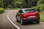 Mazda MX-30 2020 rear cornering