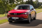 Mazda MX-30 2020 front tracking